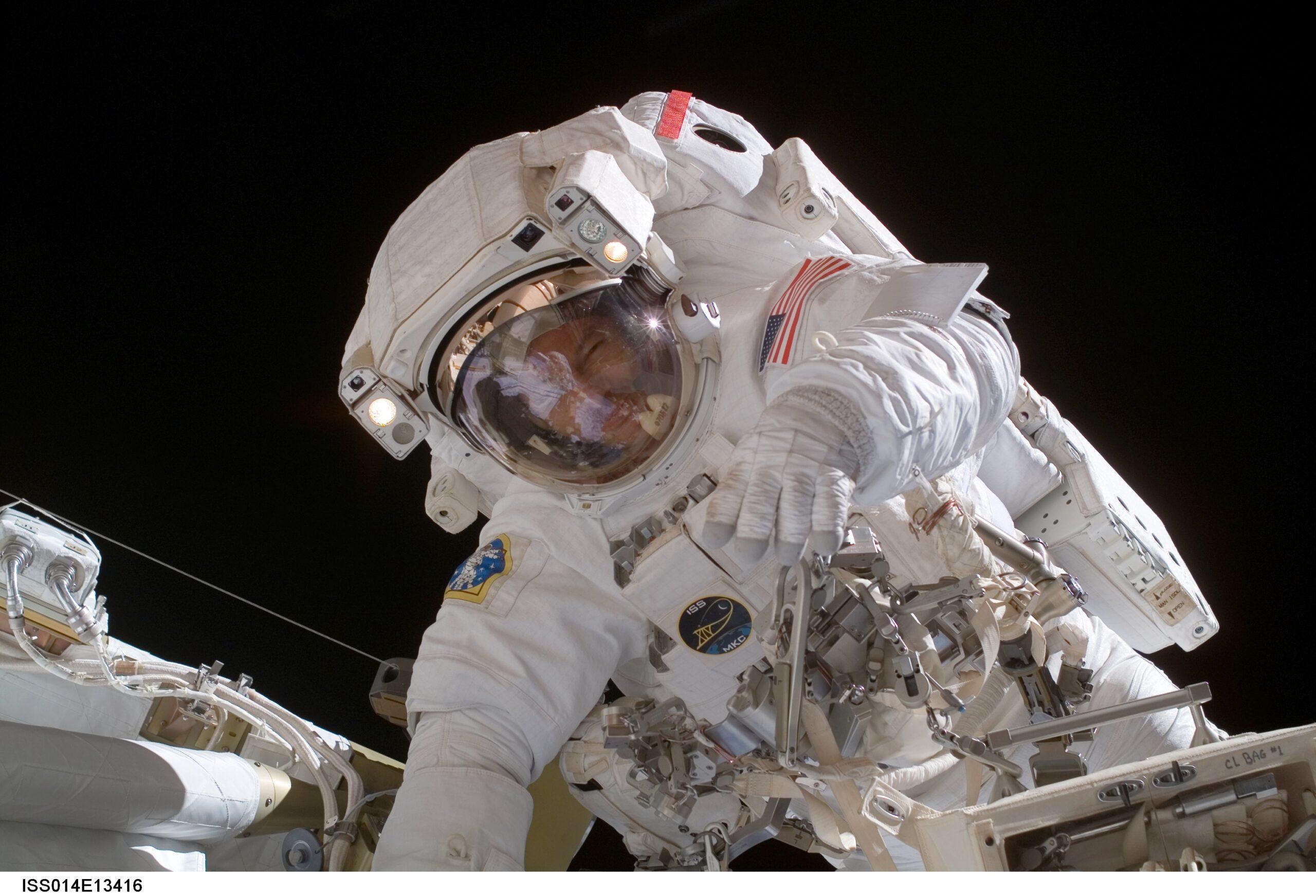 Michael lopez alegria astronauta
